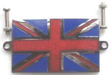 Plaque émail UK 58mm x 35mm