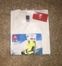 Supreme X The North Face Photo Tee Shirt White Size Large