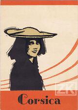 CORSICA Film muet CORSE Vendetta PAULINE PO Casalonga Peintre René CARRERE 1923