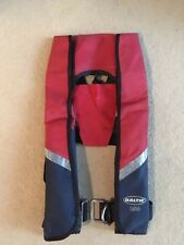 Baltic 150N Adult Life jacket Complete With Integral Harness.