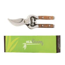 OCALiving Traditional Bypass Secateurs