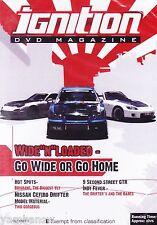 IGNITION DVD MAGAZINE * EDITION 004 * NEW & SEALED DVD