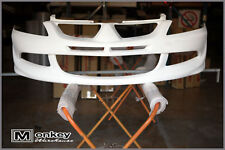 EVOLUTION 8 EVO8 FRONT BUMPER FOR MITSUBISHI CH LANCER SEDAN 4 DOOR SEDAN/WAGON