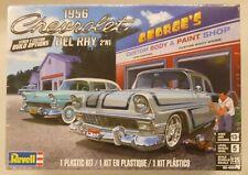 Revell 1/25 1956 Chevy Del Ray 2 N1 Model Kit # 4504
