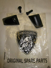 Lamborghini Miura door lock buttons knob + door card cover pair left + right