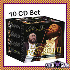 PAVAROTTI Essential Gold Collectors Edition Luciano (CD) Brand New
