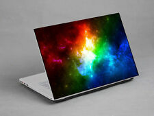 "15.6""  Laptop Notebook Sticker Cover Decal vinyl Color Art Dell HP Acer Lenovo"