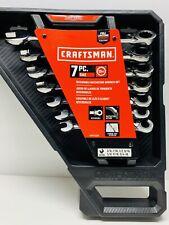 CRAFTSMAN Ratchet Wrench Set CMMT12058 SAE 7-Piece Reversible Set