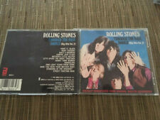 ROLLING STONES CD.  Through the past darkly.  1986 ABKCO NCD3.Digitally remaster