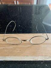 vintage pair of wire rim glasses
