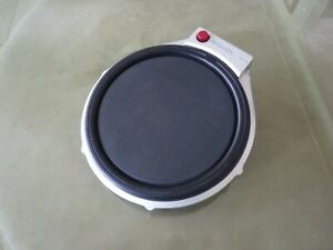 Yamaha DTXTREME TP100 3-Zone Electronic Drum Pad PLAYS WELL!