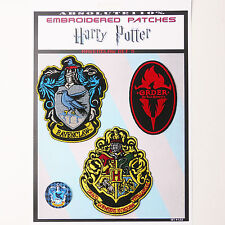 "HARRY POTTER ""RAVENCLAW"" House Patches - Iron-On Patch Mega Set #52 - FREE POST"