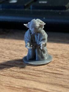 Yoda Custom Figure (Star Wars Legion) 3D - FREE 1ST CLASS P&P