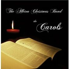 The ALBION CHRISTMAS BAND The Carols (2014) 15-track CD album NEW/SEALED