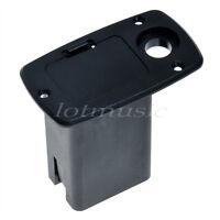 9V Battery box Holder Square Guitar Active Electronics Preamp No Terminal