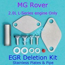 EGR blanking plate KIT MG ZR ZS Rover 220 25 420 45  Freelander Streetwise Honda