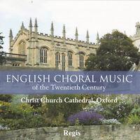 English Choral Music: The Twentieth Century; Christ Church Cathedral + BONUS CD!