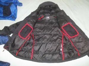 The North Face Prism Optimus Baffled Nuptse Goose Down Pertex Summit Jacket Coat