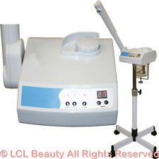 Professional Digital Aromatherapy Ozone Cleansing Facial Steamer Salon Equipment