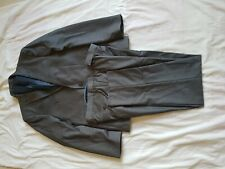 "MENS PRIMARK GREY SLIM FIT SUIT 40"" CHEST, TROUSERS 36/31"""