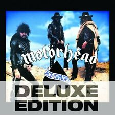 MOTORHEAD ACE OF SPADES CD NEW DELUXE EDITION