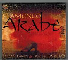 Hossam Ramzy - Flamenco Arabe 2 feat.Jose Luis Monton
