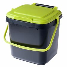 Maze KITCHEN COMPOST CADDY 7L Wide Opening, Lockable Lid, Avoid Odours*AUS Brand