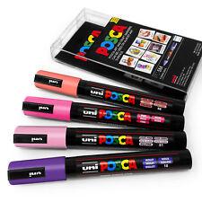 Université POSCA PC-5M ART PEINTURE stylos - Floraison TONS Jeu de 4 plastique
