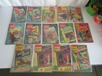 SEABOARD COMICS - COMPLETE SET OF 13 STORIES BY FAMOUS AUTHORS ILLUSTRATED 1949