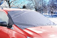 Zone Tech Car Windshield Snow Cover Truck SUV Ice Protector Sun Shield Pouch