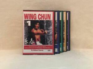 WING CHUN KUNG FU TRAINING SERIES (5) DVD Set bil jee sil lim tao wooden dummy
