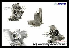 Vespa LML Motorblock Motor Membran Motorschalen PX 80 125 150 200 NV Star etc.
