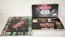1996 STAR WARS MONOPOLY BOARD GAME