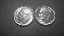 1959-CU (CHOICE UNCIRCULATED) AND 1959-GU (GEM UNCIRCULATED) ROOSEVELT DIMES