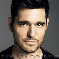 MICHAEL BUBLE-NOBODY BUT ME-JAPAN CD F56