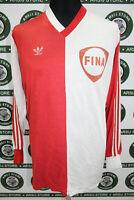 Maglia calcio ADIDAS TG L P363 shirt trikot camiseta maillot jersey