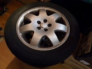 Chrysler PT Cruiser Kompletträder Alufelgen
