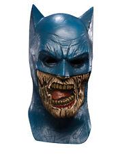 Accesorio Disfraz de Batman, Para Hombre Zombie Completa Máscara De Batman