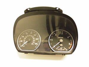 BMW 1er E87 E81 Tacho Tachometer  Kombiinstrument Speedometer Meilen 9220950