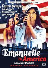 Emanuelle in America - Versione Integrale Rimasterizzata in HD (DVD)