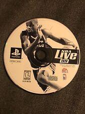 NBA Live 99 (Sony PlayStation 1, 1998)