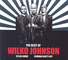 WILKO JOHNSON 'THE BEST OF' 2 CD SET (2014)