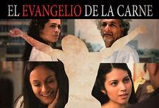 EL EVANGELIO DE LA CARNE ORIGINAL DVD CINE PERUANO PELICULA PERUANA  SELLADA