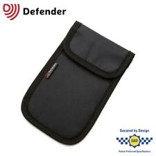 Genuine Defender Signal Blocker Pouch Car Key Fob Signal Jamming Black UK