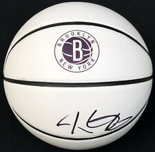 PSA/DNA Brooklyn Nets #7 KEVIN DURANT Signed Autographed Basketball NBA MVP
