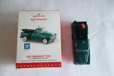 Hallmark 1957 Chevrolet 3100 2015 Christmas Keepsake Ornament