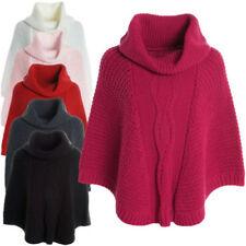 Mädchen-Pullover & -Strickware mit Rollkragen Größe 104 Freizeit