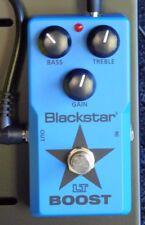 Blackstar LT Boost - Overdrive / Distortion Guitar Effects Pedal - NEW!