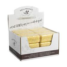 Case of 18 Pre De Provence French Bar Soap Lemongrass 150g 5.2 Ounce Each Shea