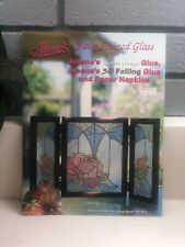 ALEENE'S Creative Living  Magazine April 1994 #99-269 Faux Stained Glass Book